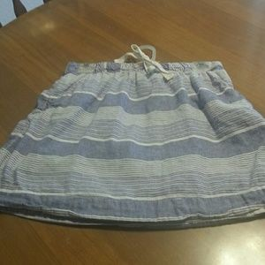 Gap Mini Skirt small,(8_10)